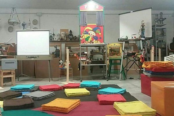 foto museo cuscini